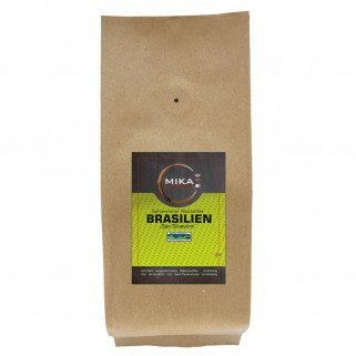 Kaffee aus Brasilien, 100% Arabica