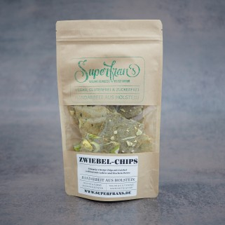 Zwiebel-Chips
