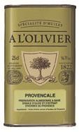 A L´OLIVIER Olivenöl mit Kräuter der Provence