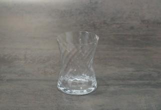 """Apfelweinglas """"Gewelltes"""""""