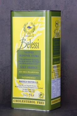 Belessi Olivenöl Kanister