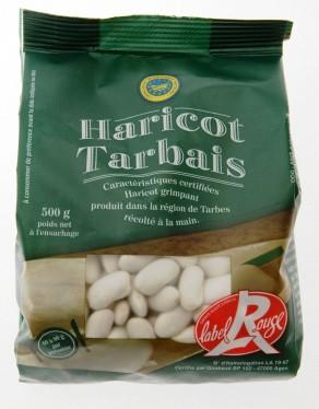 Haricots Tarbais Weiße Bohnen