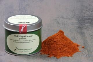 Chili Guajillo, orange