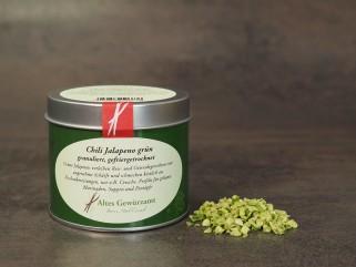 Chili Jalapeno grün