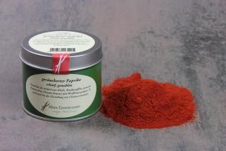 geräucherter Paprika scharf