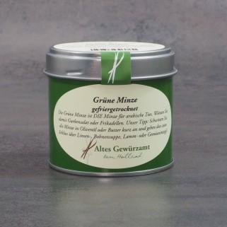 Grüne Minze