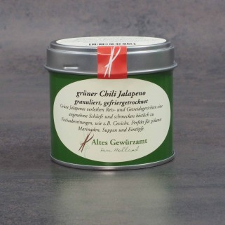 grüner Chili Jalapeno