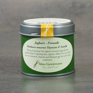 Joghurt - Freunde