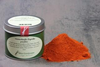 Paprika, rosenscharf