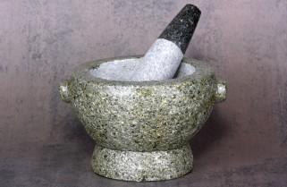 Granitsteinmörser