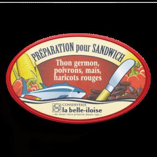 Sandwich Aufstrich Thunfisch/Paprika