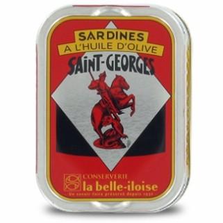 Sardinen in Olivenöl St. George