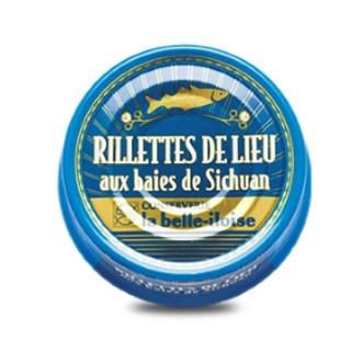 Seelachs-Rillette mit Szechuanpfeffer