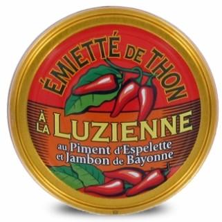 """Thunfischstückchen Émietté """"á la Luzienne"""""""