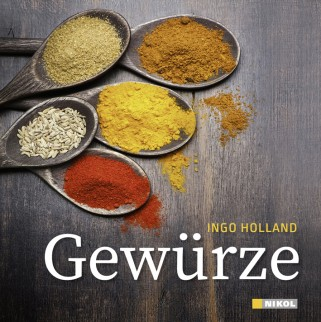 Ingo Holland Buch Gewürze Sonderausgabe