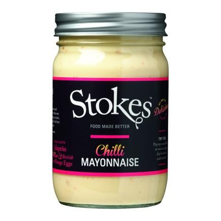 Stokes Chili Mayonnaise