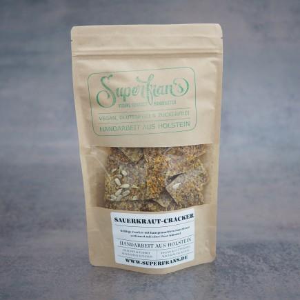 Sauerkraut-Cracker
