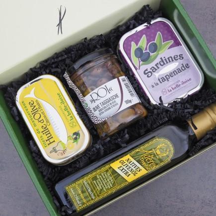 Oliven-Box