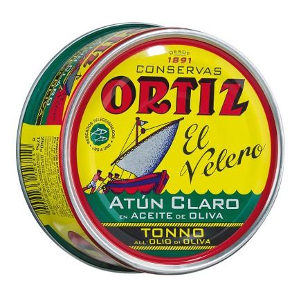 Gelbflossen Thunfisch in Olivenöl