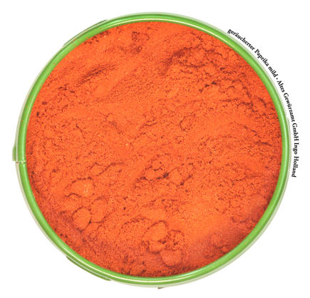 geräucherter Paprika