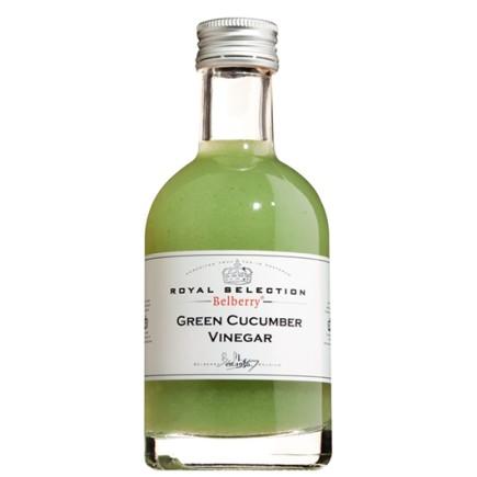 """Gurkenessig """"Green Cucumber Vinegar"""""""