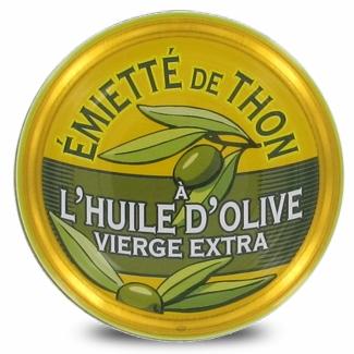 Thunfischstückchen Émietté mit Olivenöl