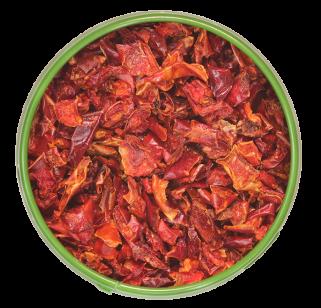 rote Paprikaflocken