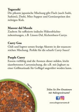 Fernöstliche Küche