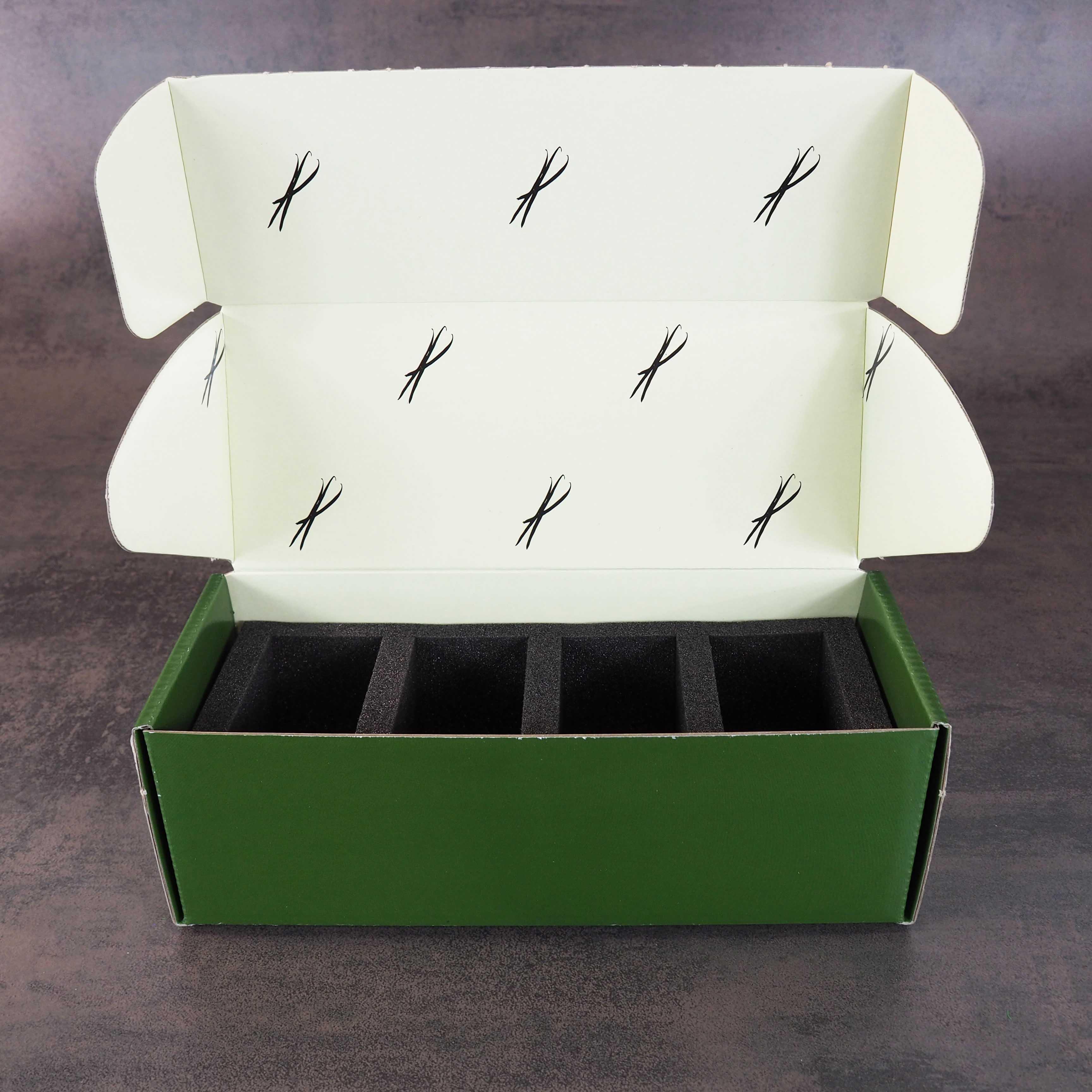 kleine 4er-Geschenkbox