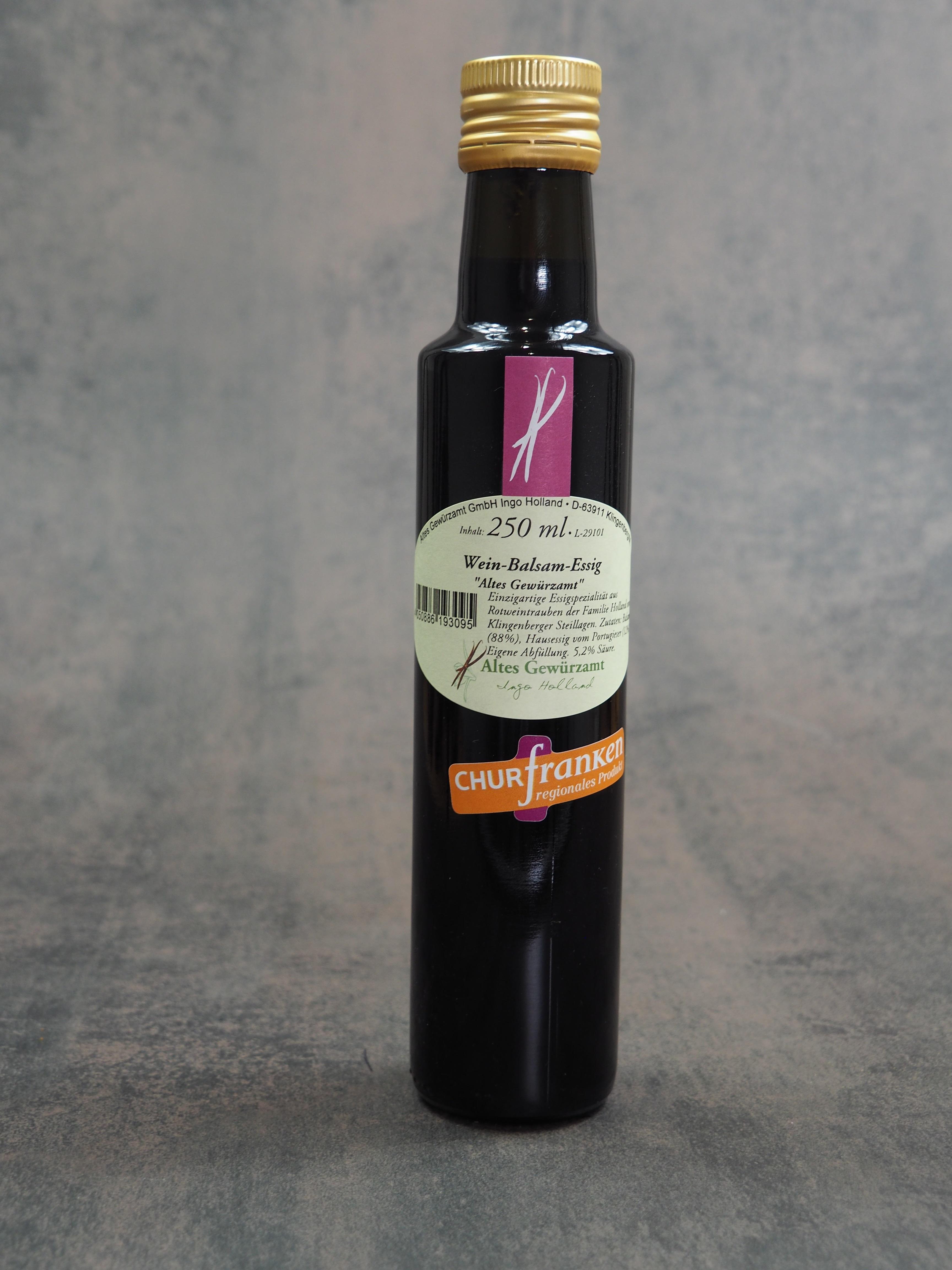 Wein-Balsam-Essig Churfranken