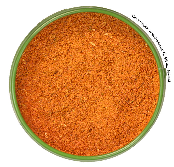 Curry Dragon