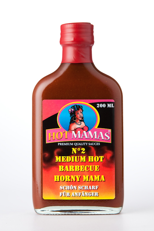 HotMama's® BBQ No. 2