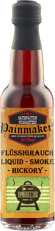 Painmaker® Liquid Smoke Hickory