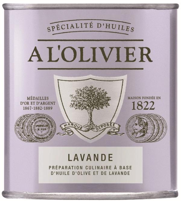A L´OLIVIER Olivenöl mit Lavendel