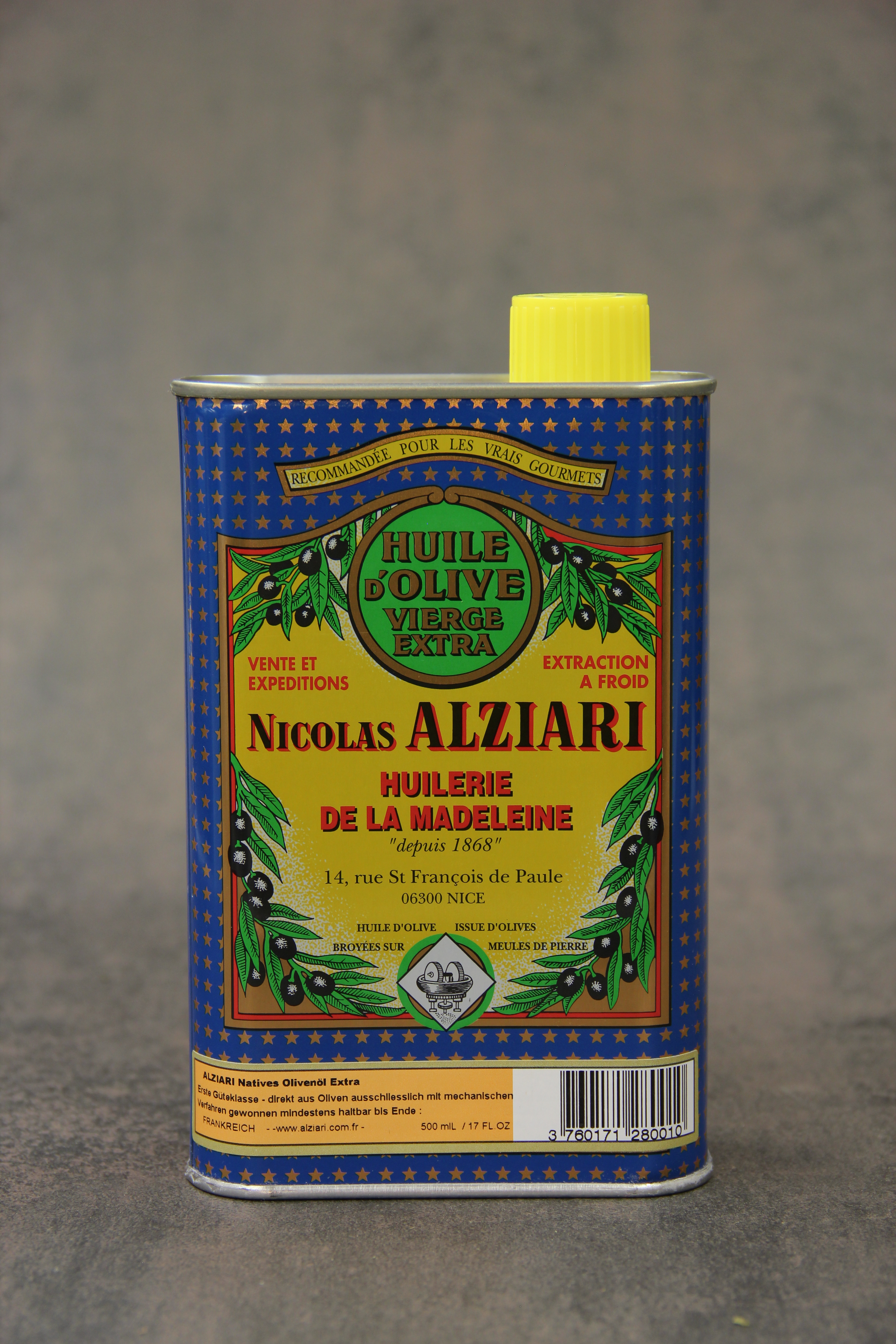 Alziari Olivenöl Extra Vierge